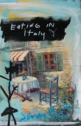 Eating Italy (2016)