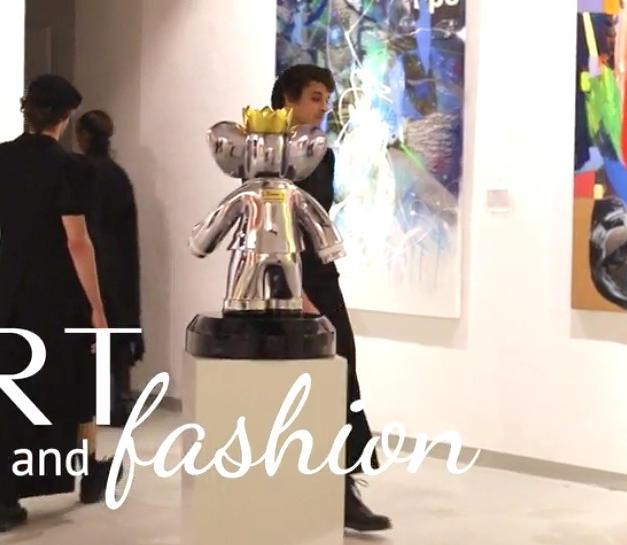 Art & Fashion Aperitivo