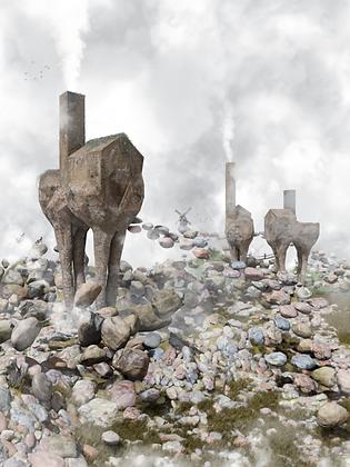 Zenobia, Le cità invisibili 2020