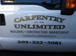 Truck - Carpentry Unlimited