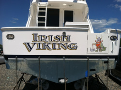 Boat - Irish Viking