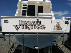 Boat - Irish Viking
