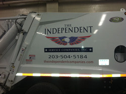 Truck - Independent Service Company