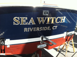 Boat - Sea Witch