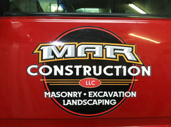 Truck - MAR Construction