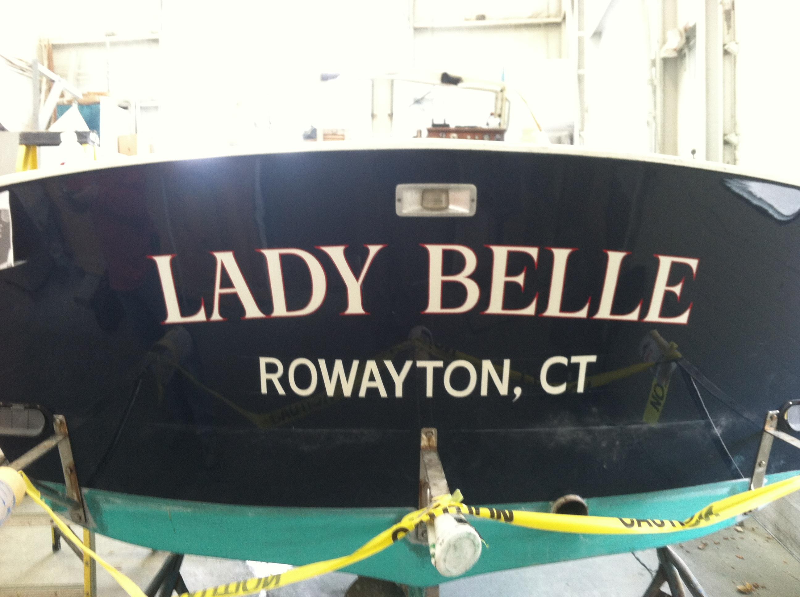 Boat - Lady Belle