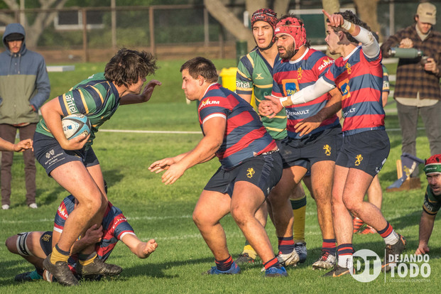 RUGBY Old Boys vs Ceibos