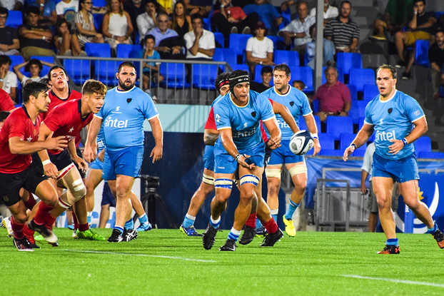 RUGBY - Teros vs Chile