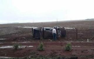 Empresário morre em grave acidente em rodovia do Paraguai