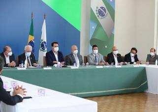 Parceria da ALEP com o Governo do estado garante o maior pacote de investimento nos municípios