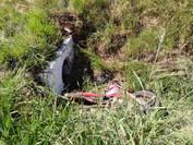 Capanemense é encontrado morto após acidente com motocicleta na BR 163