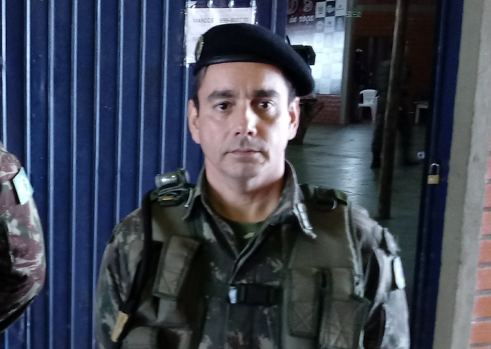 Tenente Coronel Ricardo Facó de Albuquerque