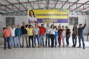 PSDB de Capanema realiza Convenção e indica Lindamir Denardin como candidata às eleições municipais
