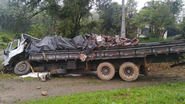Beltronense vítima de acidente em Santa Catarina será velado neste sábado em Francisco Beltrão.