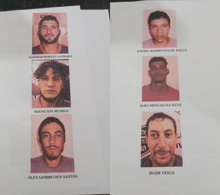 Seis presos fogem da cadeia pública de Capitão