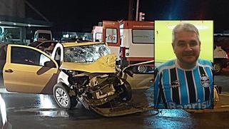 Morre motorista da VW/Saveiro envolvido em acidente no centro de Dionísio Cerqueira e Barracão