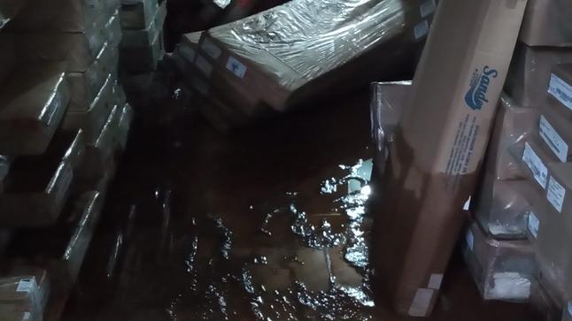 Chuva forte provoca transtornos e prejuízos em Palmas
