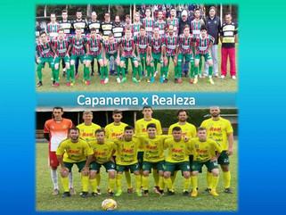 Capanema e Realeza fazem final inédita da XVI Copa Sudoeste de Futebol