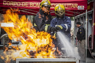 Corpo de Bombeiros do Paraná comemora 109 anos