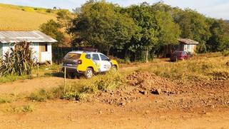 Homem fica em estado grave após ser baleado pelo próprio irmão em Marmeleiro