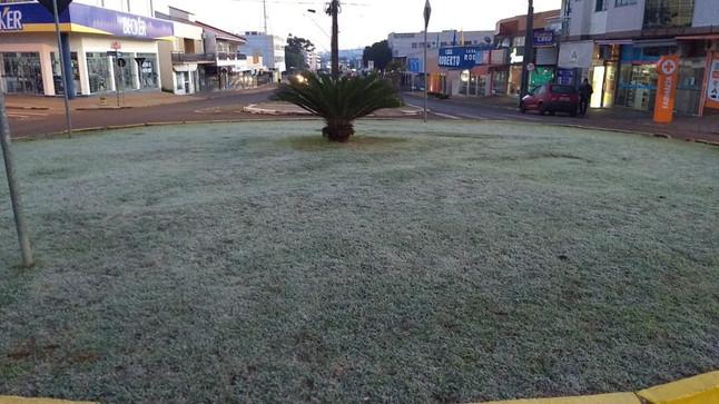 Grande massa de ar frio pode ser uma das mais intensas neste século no Brasil