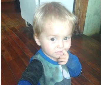 Criança de 1 ano e 8 meses está desaparecida em Francisco Beltrão