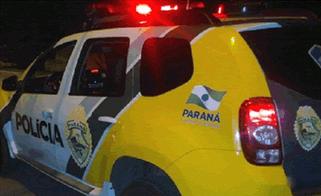 Condutor de veículo é preso por embriaguez após quase colidir com viatura