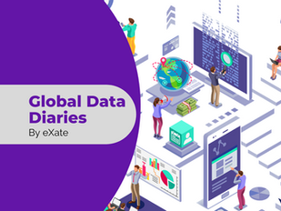 Welcome to eXate's Global Data Diaries!