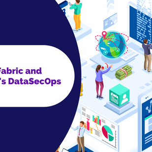 Data Fabric and eXate's DataSecOps