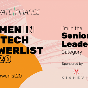 eXate Co-Founder Sonal Rattan included in the Women In FinTech Powerlist 2020