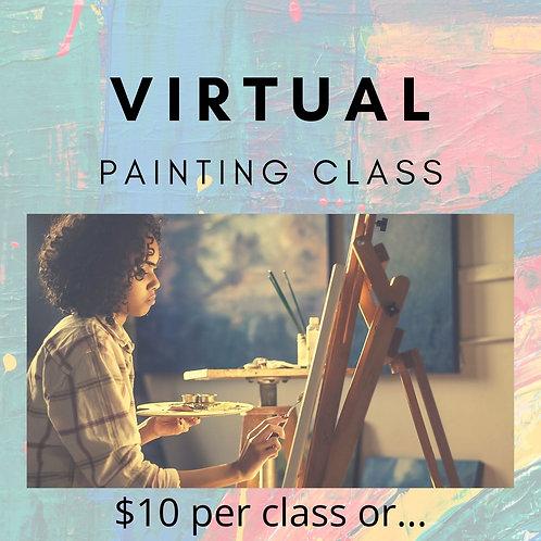 Virtual Zoom Class
