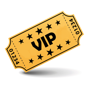 VIP treatment for Members