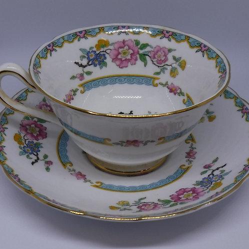 Jan's Oriental Teacup