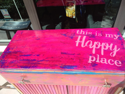 Happy Place Drawers Closed