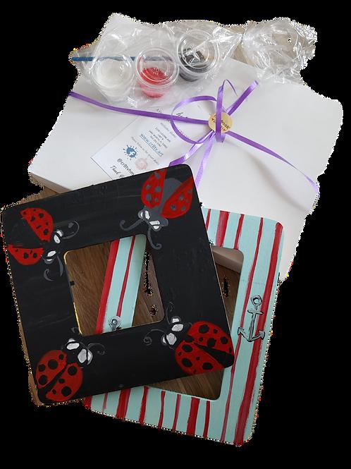 Picture Frame Bundled Gift Set