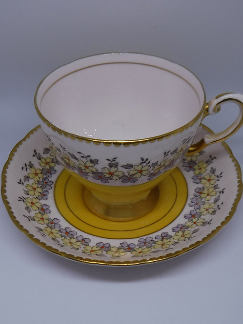 Jan's Tuscan Teacup