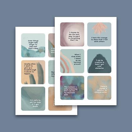Learning Affirmations (Digital Download)