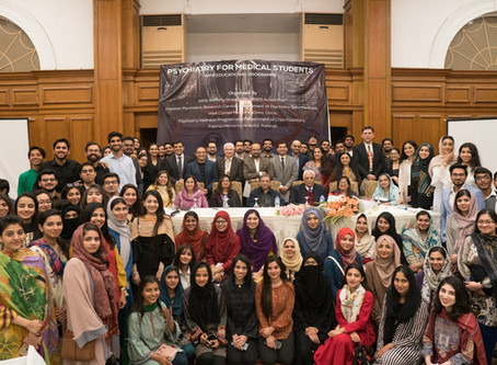 Capacity Building Session with Medical Students in Lahore, Pakistan