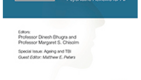 Free online access to BMA medical student survey results in International Review of Psychiatry