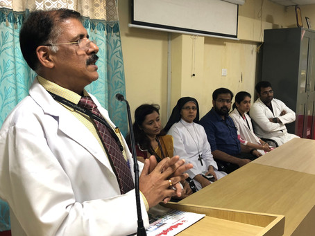 COVID-19 and Mental Health: Working together in India