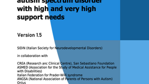 Managing COVID-19-related Mental Distress for People with High and Very High Support Needs