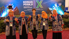 Indonesian Psychiatric Association welcomes WPA president to national congress