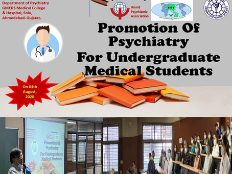 Promotion of Psychiatry for Undergraduate Medical Students