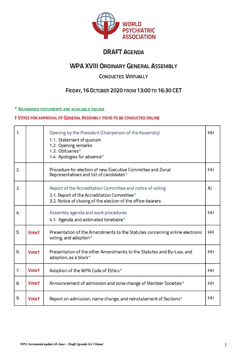 Draft Agenda GA 2020 30 June 2020[1]_Pag
