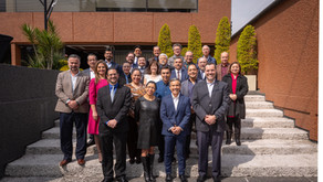 Mexican Psychiatric Association inaugurates its new Board