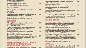 Latest Issue of World Psychiatry now available on WPA website