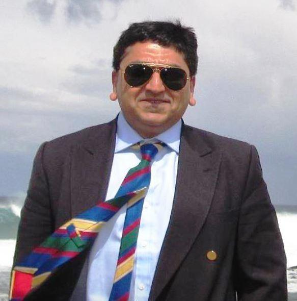 Photograph of Dr Anshuman Pant