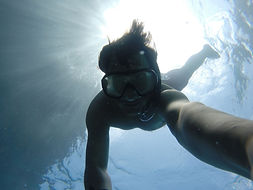 Plongée en apnée - DifAndCo