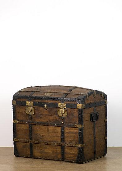 法國古董行李箱