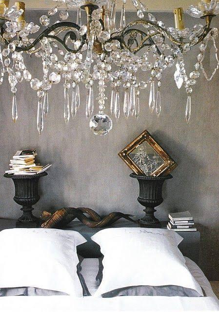 法國古董水晶燈